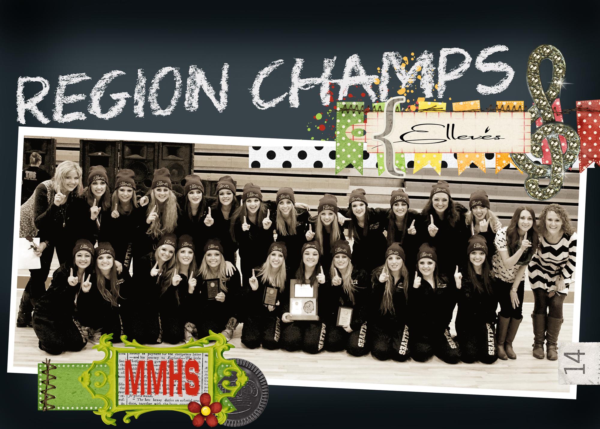 Drill Region Champions